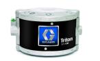 Triton 1:1 de la Serie 150 Alternativa efectiva para tanques de presión tradicionales y bombas de diafragma estándar